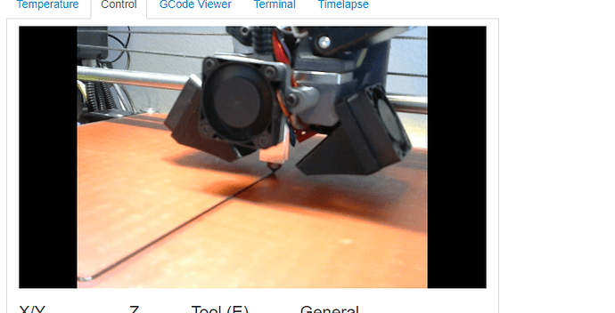 Wide angle camera for OctoPrint - 3D Fabrication - Dallas