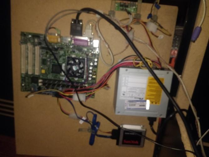 MP3 Jukebox build - VECTOR - Dallas Makerspace Talk