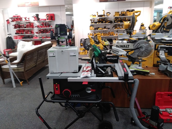 Discount Tools Saw Stop And Festool For Sale Makertrade Dallas